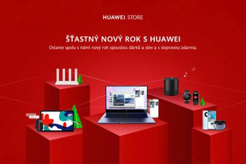 Huawei store novy_rok