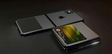 ohebný iphone