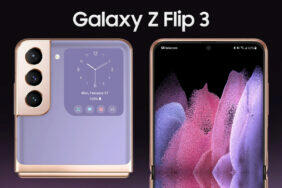 ohebny mobil samsung galaxy z flip 3
