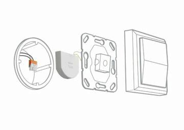 Philips Hue vypínač modul schéma