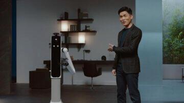 robot od samsungu
