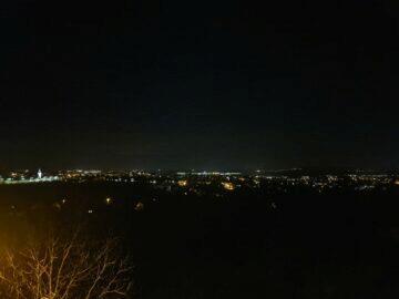 S20 noční panorama před fotografování Samsung Galaxy S21 S20 Ultra