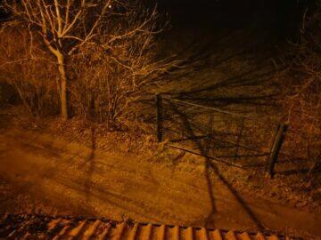 S21 noční brána před fotografování Samsung Galaxy S21 S20 Ultra