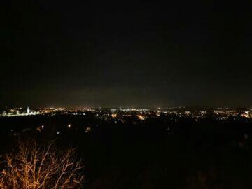 S21 noční panorama před fotografování Samsung Galaxy S21 S20 Ultra