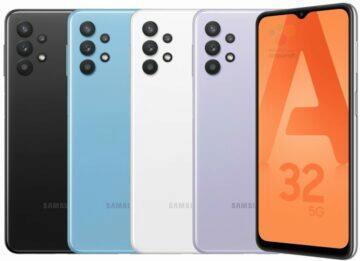 Samsung Galaxy A32 5G přijde již brzy