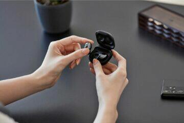 Samsung Galaxy Buds Pro specifikace černá