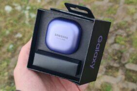 Samsung Galaxy Buds Pro testování