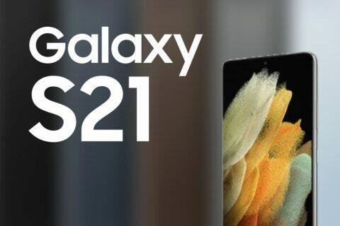 Samsung Galaxy S21 barvy