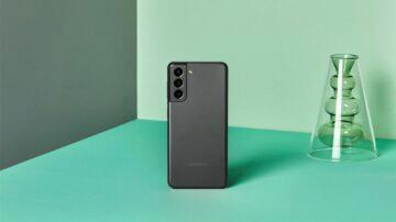 Samsung Galaxy S21 černá