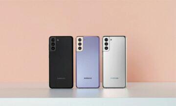 Samsung Galaxy S21 Plus barvy