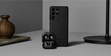 Samsung Galaxy S21 Ultra černá