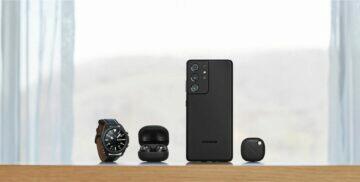 Samsung Galaxy S21 Ultra příslušenství