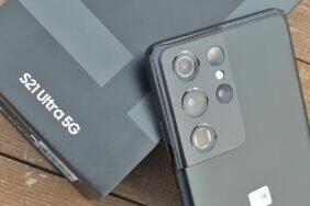 Samsung Galaxy S21 Ultra testování