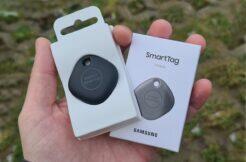 Samsung Galaxy SmartTag testování