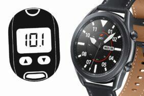 Samsung hodinky měření cukru v krvi spekulace