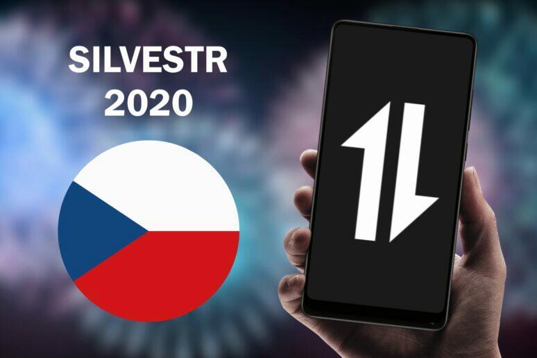 Silvestr 2020 statistiky operátorů