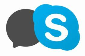 Skype bubliny Android 11