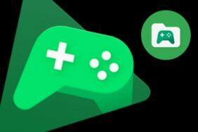 složka aplikace Hry Play