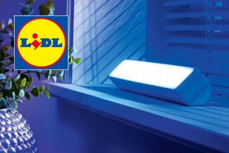 Smart Světelná LED lišta LIDL LIVARNOLUX