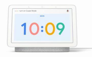Google home mód pro hosty zapnutí