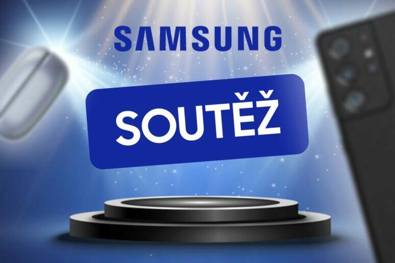 soutěž Samsung Galaxy Unpacked January 2021