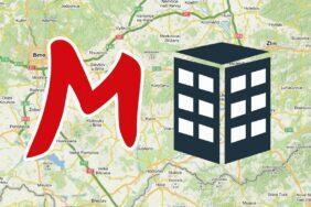 Správa firmy Mapy.cz