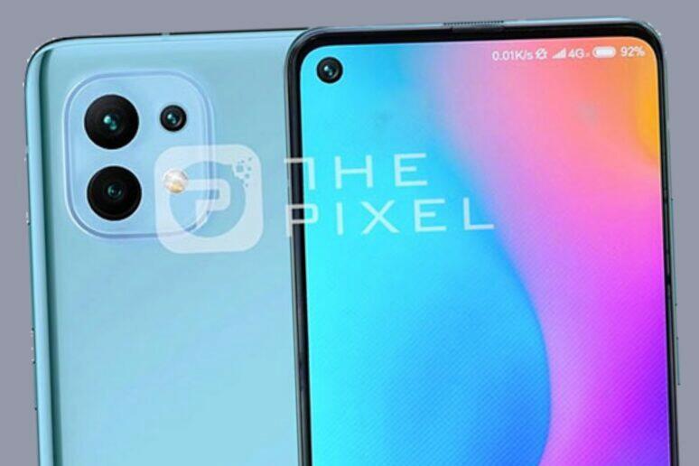 světové představení Xiaomi Mi 11 Lite