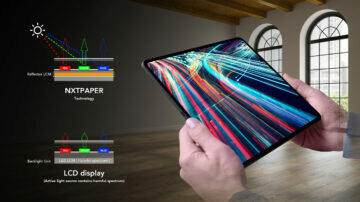 TCL NXTPAPER technologie