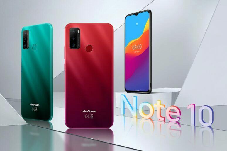Ulefone Note 10 parametry