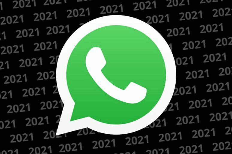 WhatsApp novinky 2021