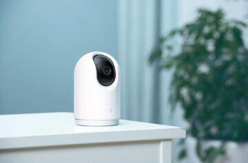 Xiaomi Mi 360° Home Security Camera 2K Pro bok
