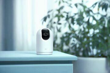 Xiaomi Mi 360° Home Security Camera 2K Pro objektiv