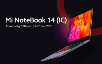 Xiaomi Mi Notebook 14 (2021) oficiálně