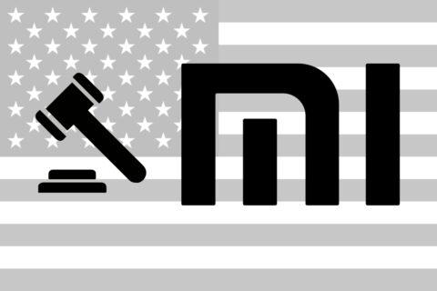 Xiaomi USA žaloba