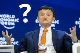 Zakladatel Alibaba Group Jack Ma zmizel