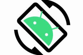 Android 12 otáčení obrazovky