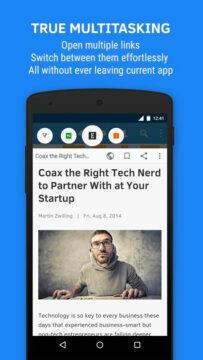 Android aplikace které iOS nemá flynx