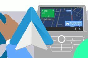 Android Auto tapety zkratky zamykání hry rozdělená obrazovka