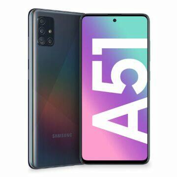 Android telefony pro seniory Samsung Galaxy A51