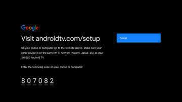 android tv youtube přihlášení
