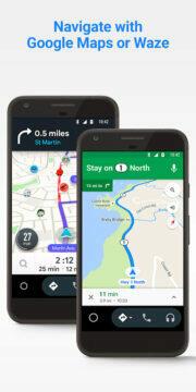 aplikace google android auto