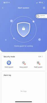 aqara home aplikace