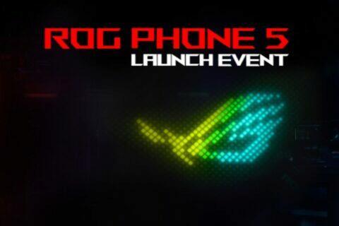 ASUS ROG Phone 5 datum představení
