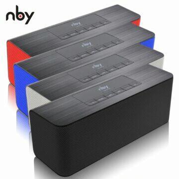 Bezdrátový reproduktor NBY 5540 barvy