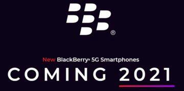 blackberry telefony 5g