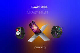 Huawei Crazy_night