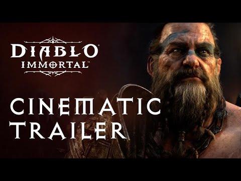 Diablo Immortal | Cinematic Announcement Trailer