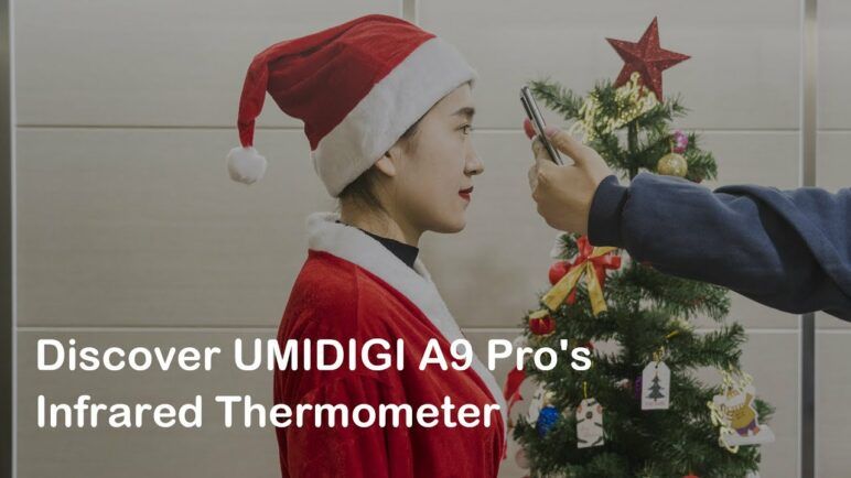 Discover UMIDIGI A9 Pro's Infrared Thermometer (Giveaway🎁)