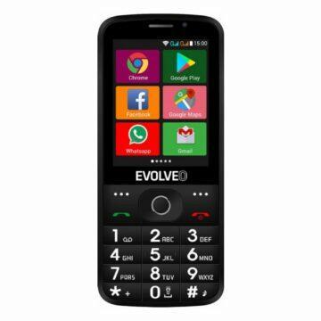 EVOLVEO EasyPhone AD černá