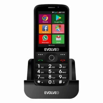 EVOLVEO EasyPhone AD černá nabíjení